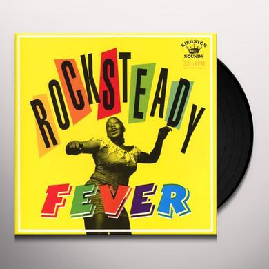 ROCKSTEADY FEVER / VARIOUS Vinyl Record