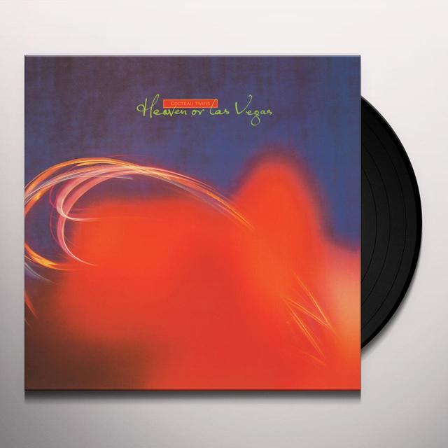Cocteau Twins HEAVEN OR LAS VEGAS Vinyl Record - 180 Gram Pressing, Digital Download Included