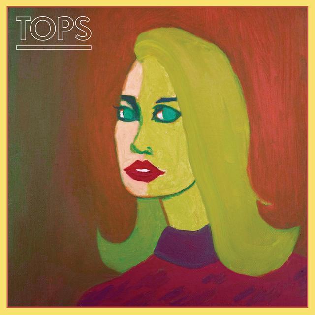 Tops CHANGE OF HEART / SLEEPTALKER Vinyl Record