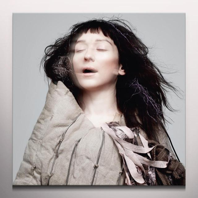 My Brightest Diamond NONE MORE THAN YOU Vinyl Record - Colored Vinyl, Digital Download Included