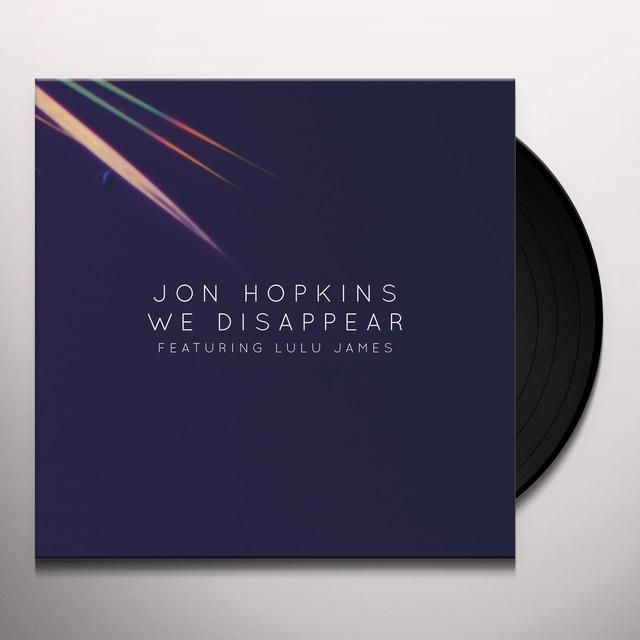 Jon Hopkins WE DISAPPEAR Vinyl Record - Digital Download Included