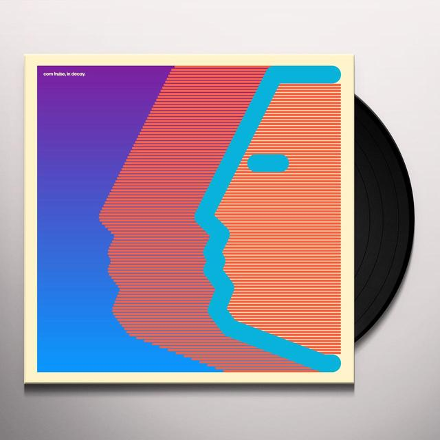 Com Truise IN DECAY Vinyl Record