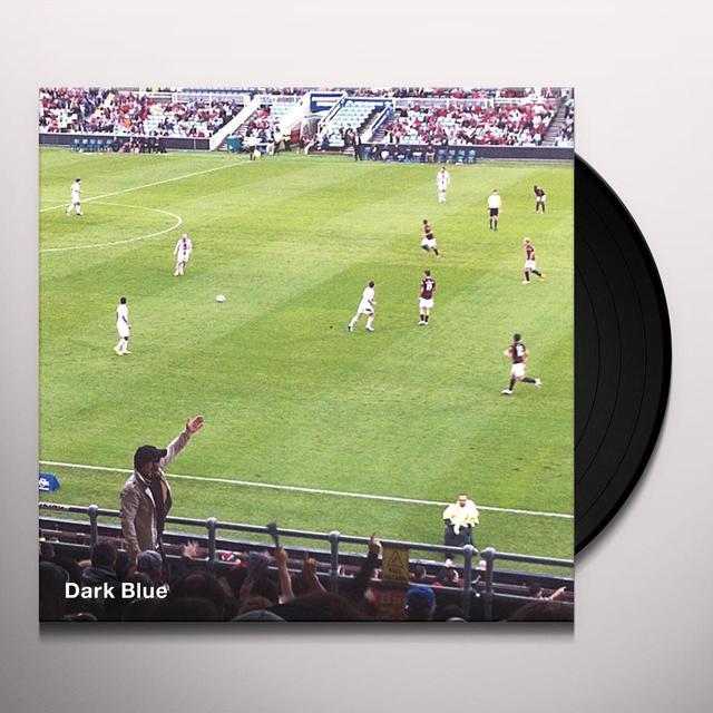 Dark Blue JUST ANOTHER NIGHT WITH THE BOYS Vinyl Record