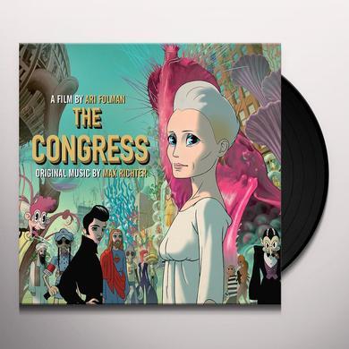 Max Richter CONGRESS (Vinyl)