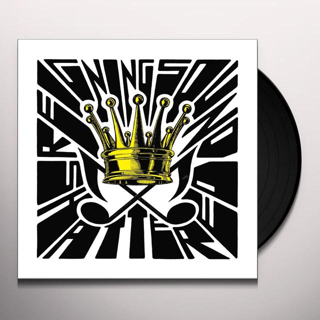 Reigning Sound SHATTERED Vinyl Record - Digital Download Included