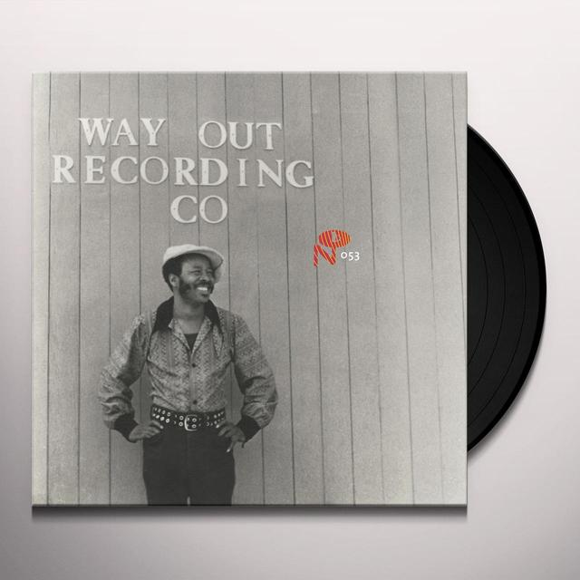 ECCENTRIC SOUL: THE WAY OUT LABEL / VARIOUS Vinyl Record