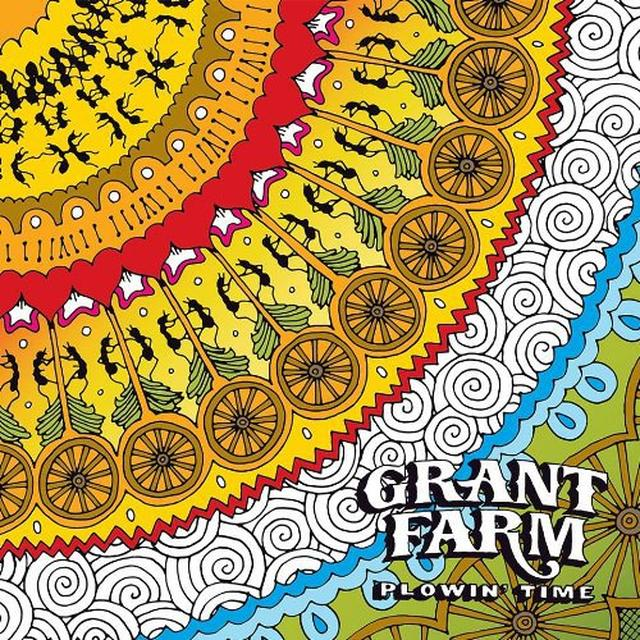 Grant Farm PLOWIN' TIME Vinyl Record