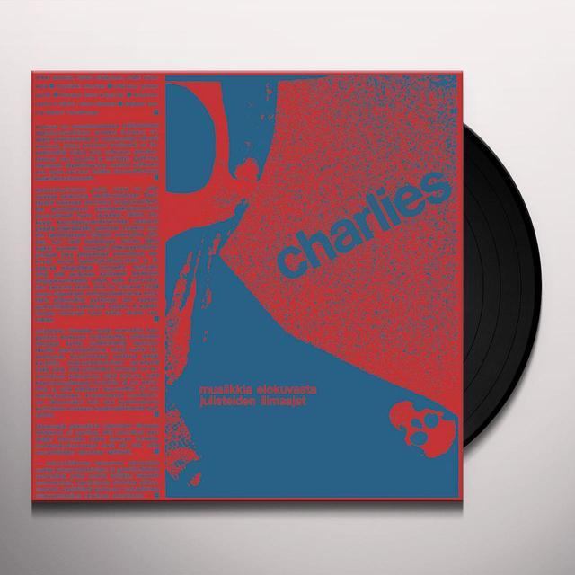 Charlies MUSIKKIA ELOKUVASTA JULISTEIDEN LIIMAAJAT Vinyl Record - Limited Edition