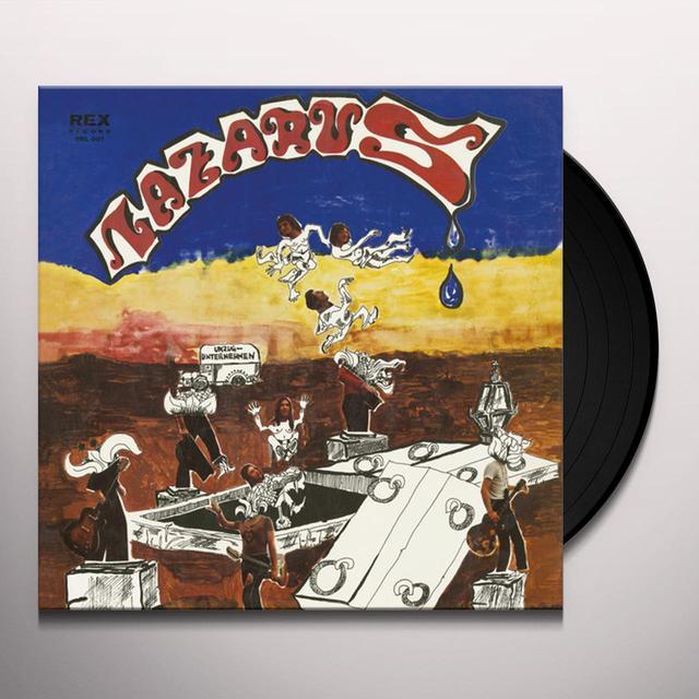 LAZARUS Vinyl Record