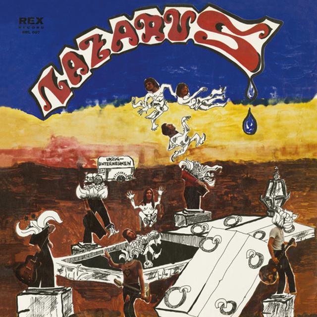 LAZARUS Vinyl Record - Limited Edition, 180 Gram Pressing