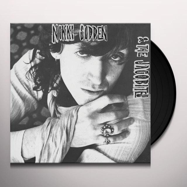 Nikki / Jacobites Sudden DEAD MEN TELL NO TALES Vinyl Record