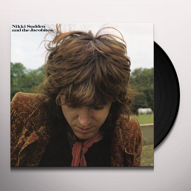 Nikki / Jacobites Sudden TEXAS Vinyl Record