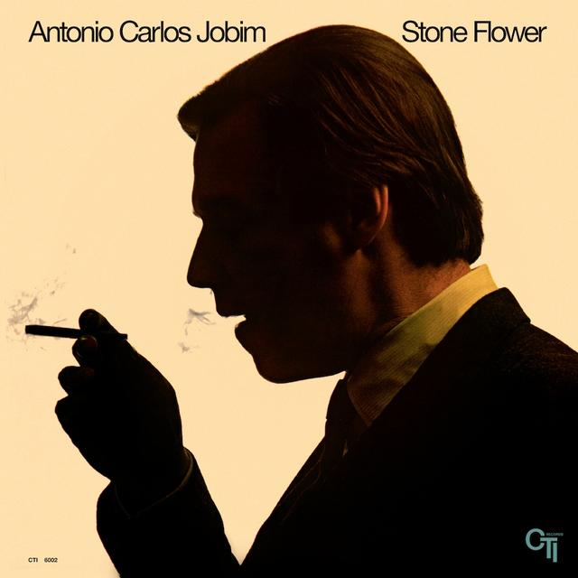 Antonio Carlos Jobim STONE FLOWER Vinyl Record - 180 Gram Pressing