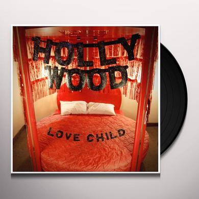 Hollywood LOVE CHILD Vinyl Record