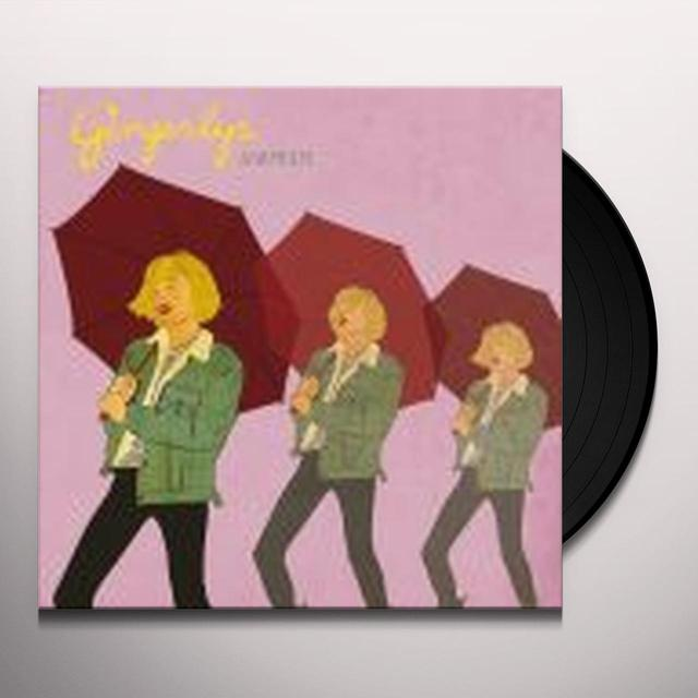 Gingerlys JUMPROPE (EP) Vinyl Record