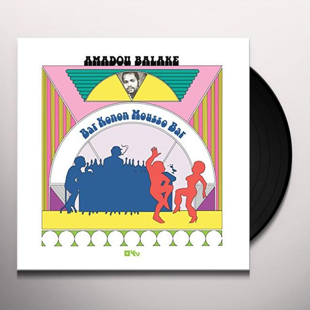 Amadou Balake BAR KONON MOUSSO BAR Vinyl Record
