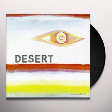 Desert A. VUOLO E. GRANDE Vinyl Record