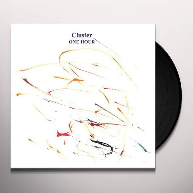 Cluster ONE HOUR Vinyl Record