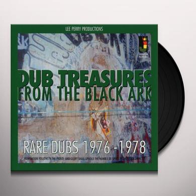 "Lee ""Scratch"" Perry DUB TREASURES FOR THE BLACK ARK Vinyl Record"