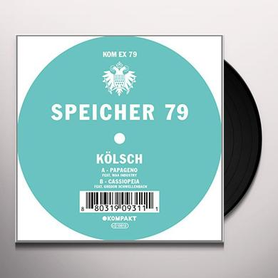 Kolsch SPEICHER 79 (EP) Vinyl Record