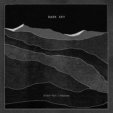 Dark Sky SILENT FALL / ODYSSEY Vinyl Record
