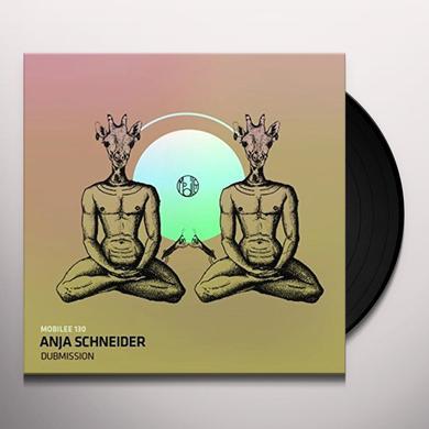 Anja Schneider DUBMISSION (EP) Vinyl Record