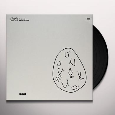 Baal METAMORPH Vinyl Record