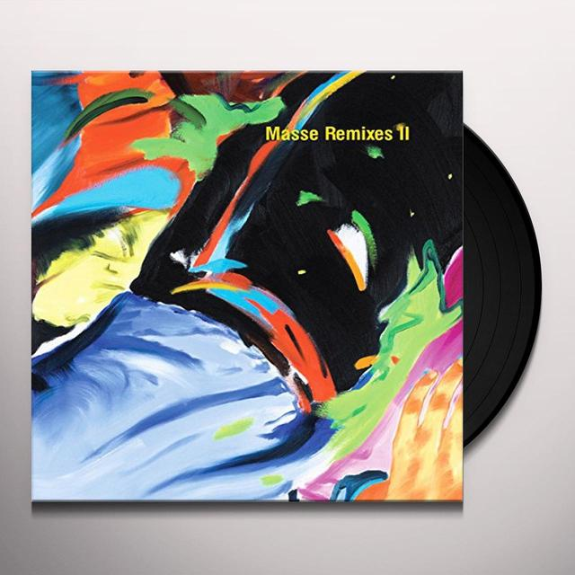 Dettmann / Wiedemann MASSE REMIXES II (EP) Vinyl Record