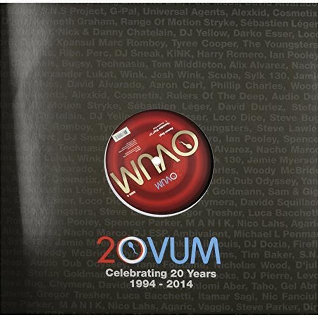 Itamar Sagi INVISIBLE KEY Vinyl Record