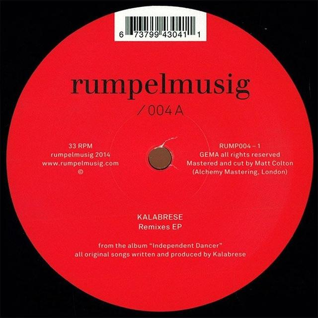 Kalabrese REMIXES Vinyl Record