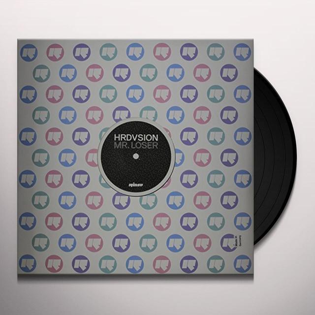 Hrdvsion MR. LOSER Vinyl Record