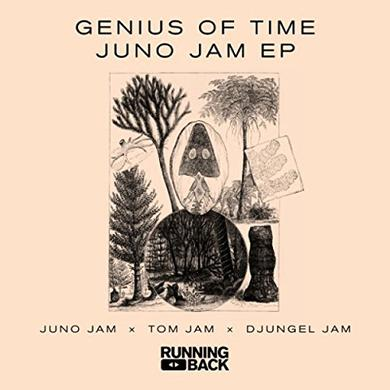 Genius Of Time JUNO JAM Vinyl Record