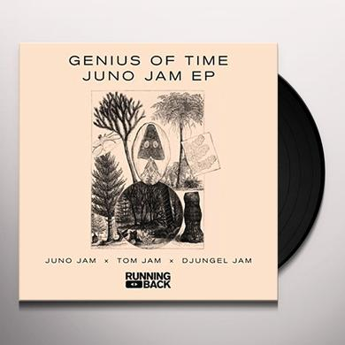 Genius Of Time JUNO JAM (EP) Vinyl Record