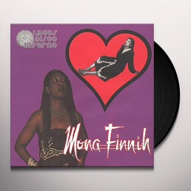 Mona Finnih I LOVE MYSELF / PEOPLE OF THE WORLD Vinyl Record