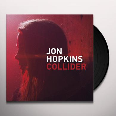 Jon Hopkins COLLIDER REMIXES Vinyl Record