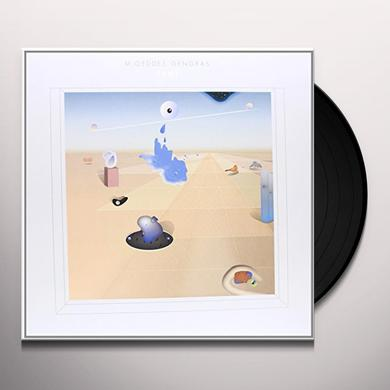 M Geddes Gengras ISHI Vinyl Record