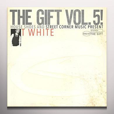 House Shoes GIFT: 5 Vinyl Record - White Vinyl