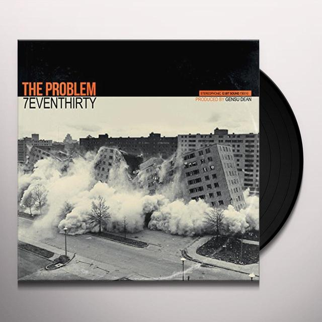 7Even Thirty PROBLEM Vinyl Record