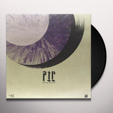 FEELINGS IN COLOUR / VARIOUS Vinyl Record