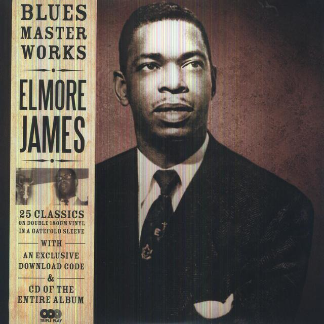 Elmore James 25 CLASSICS Vinyl Record