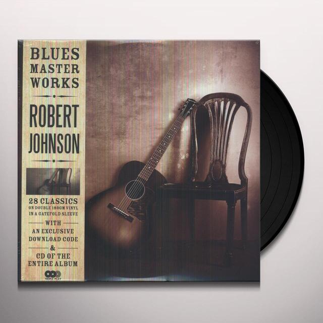 Robert Johnson 28 CLASSICS Vinyl Record