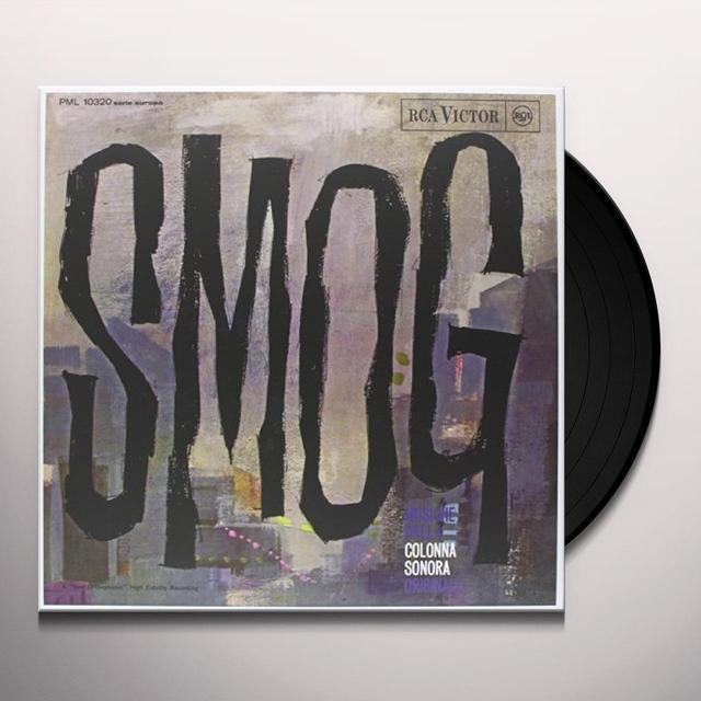 Piero Umiliani SMOG / O.S.T. Vinyl Record