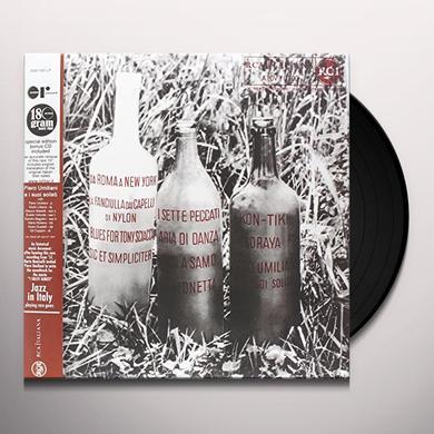 Piero Umiliani DA ROMA A NEW YORK Vinyl Record - w/CD