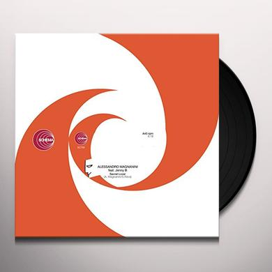 Allesandro Magnanini SECRET LOVER-OPEN UP YOUR EYES Vinyl Record