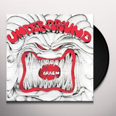 Braen'S Machine UNDERGROUND Vinyl Record