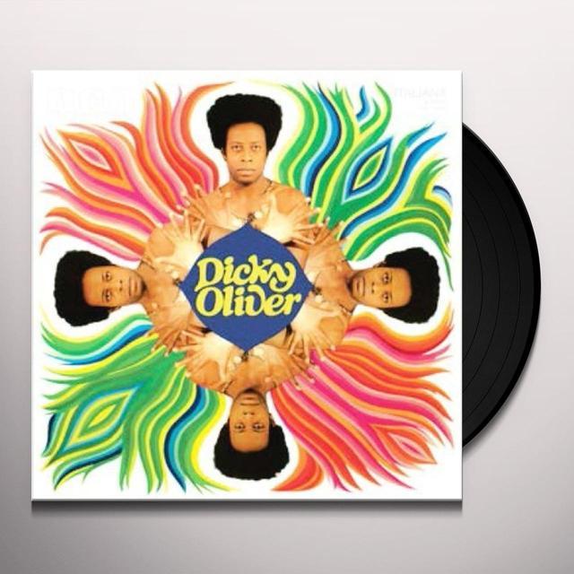 DICKY OLIVER Vinyl Record - w/CD