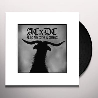 Acxdc HE HAD IT COMING Vinyl Record