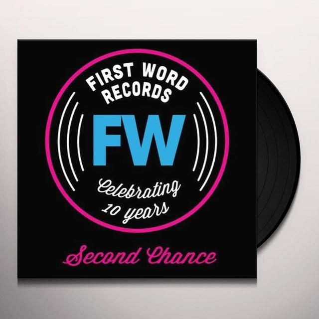 Fw Is 10: Second Chance / Var (10In) FW IS 10: SECOND CHANCE / VAR Vinyl Record - 10 Inch Single