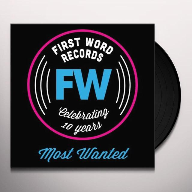 FW IS 10: MOST WANTED / VAR Vinyl Record