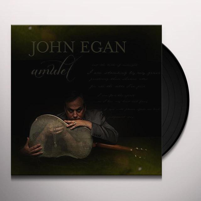 John Egan AMULET Vinyl Record